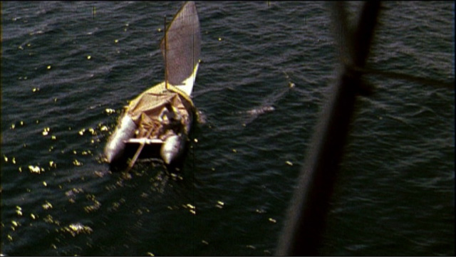 ален бомбар добровольно переплыл атлантику на надувной лодке